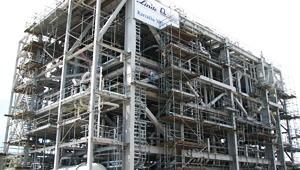 Karratha NRU Module Fabrication for PLUTO LNG Plant
